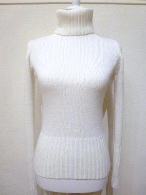 Warmer Pullover mit Rollkragen in Gr. S