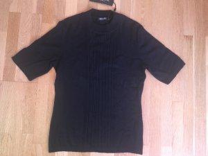 warmer Pullover mit Stehkragen