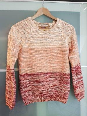 warmer Pullover, Strick, Größe S