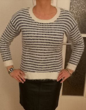 Lee Sweater wit-blauw