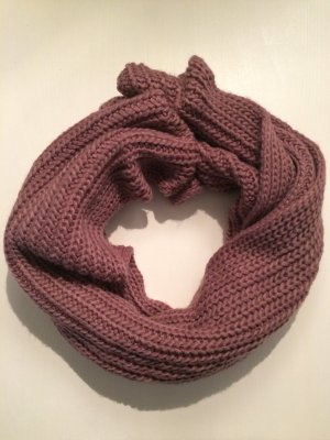 Warmer, weicher Schal