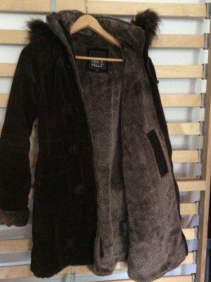 Rino & Pelle Cappotto invernale multicolore Scamosciato