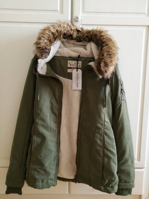 Warmer Winterparka von Urban Surface