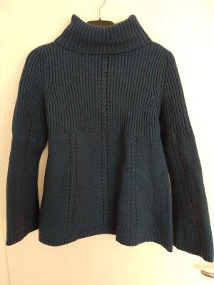 Apart Turtleneck Sweater petrol-cadet blue