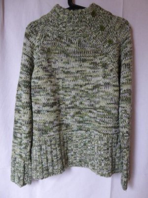 Warmer Woll-Pullover