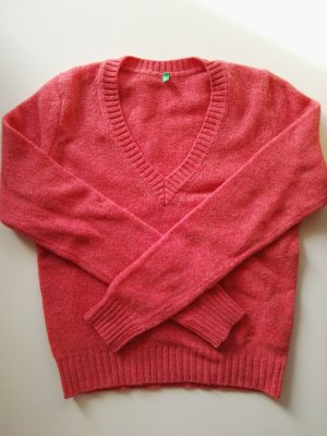 Warmer Wollpulli von Benetton