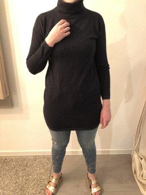Acne Maglione lavorato a maglia blu scuro-nero