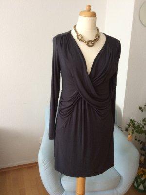 Warp tolles Kleid in Anthrazit Größe 40-42