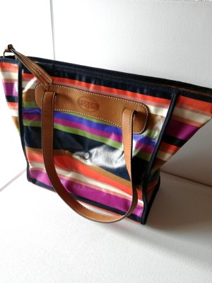 Fossil Shoulder Bag multicolored leather