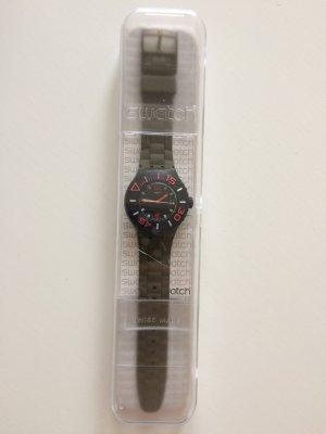 Wasserdicht Chrono Swatch Uhr in Super Zustand, voll funktioniert