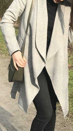 Pimkie Manteau d'hiver gris clair-gris
