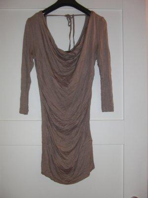 Apart Cowl-Neck Shirt multicolored viscose