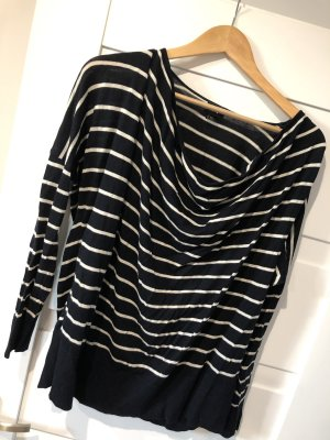H&M Waterval shirt room-donkerblauw