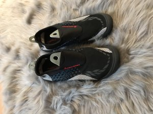 Aqua Slip-on noir