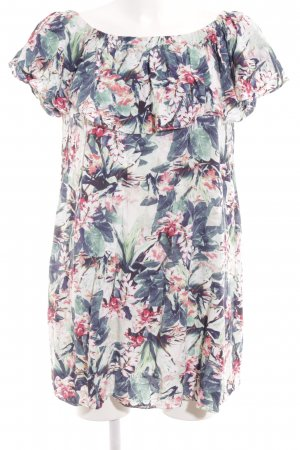 Watercult Strandkleid florales Muster Beach-Look