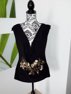 Waterfall#Top#Black#Gold#