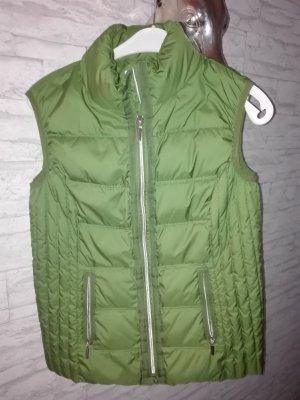 Wattierte ärmellose Jacke von Mariposa Größe 36