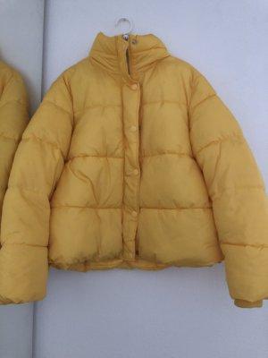 H&M Veste oversize jaune-jaune primevère