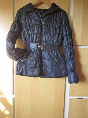 H&M Outdoor Jacket dark blue polyester