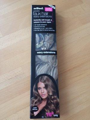 Accesorios para el cabello beige