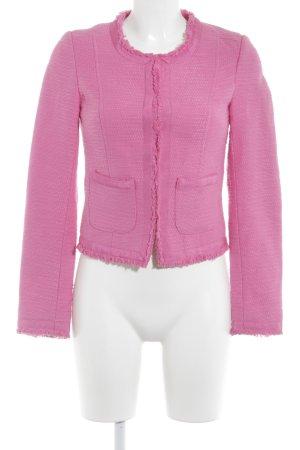 WE Cardigan pink Business-Look