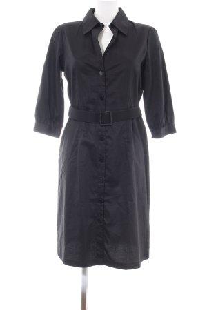 WE Fashion Abito blusa camicia nero stile professionale
