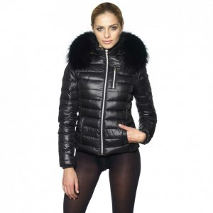 We love furs Daunenjacke