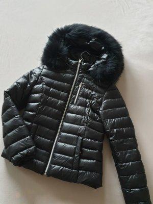 We Love Furs Piumino nero