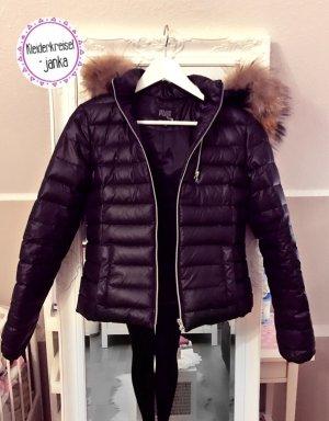 We love Furs Jacke mit Pelz