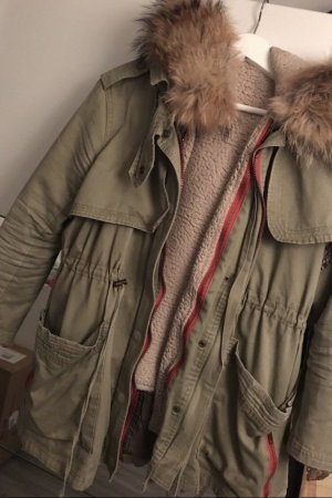 We Love Furs - Mini Pelz Parka
