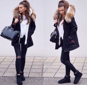 We Love Furs Parka :)