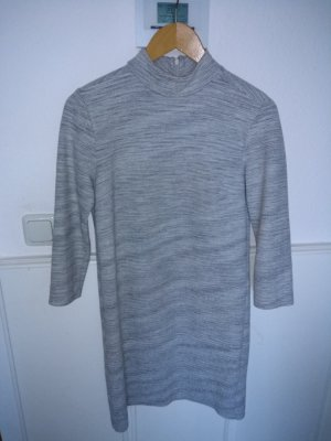 WE Sweater Dress white-light grey
