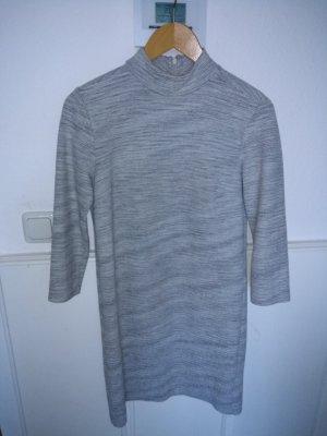 WE Sweaterjurk wit-lichtgrijs