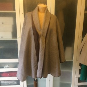WE Woll Cape beige unisize
