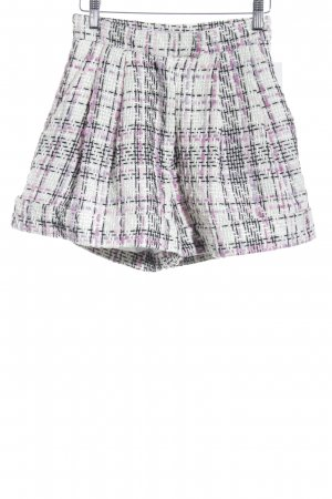 WeAnnaBe Shorts weave pattern business style
