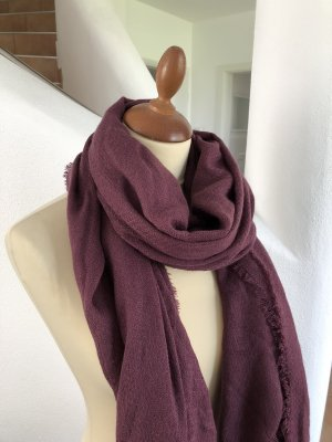 edc by Esprit Wollen sjaal paars