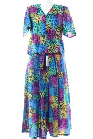 Woven Twin Set color gradient extravagant style