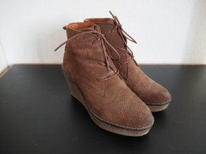 Wedge Boots Wildleder von Marc O'Polo