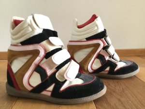 Wedge Hightop Sneakers 36,5