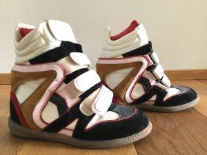 Wedge Hightop Sneakers 36,5