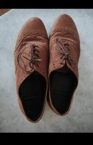 Vagabond Zapatos Budapest marrón