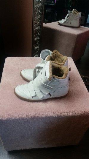 Wedge Sneaker im Isabel Marant Look