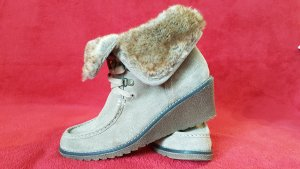 Wedge winter boots DE 40