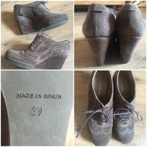 Andrea Puccini Zapatos brogue marrón