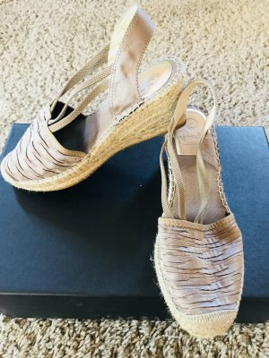 Vidorreta Wedge Sandals taupe
