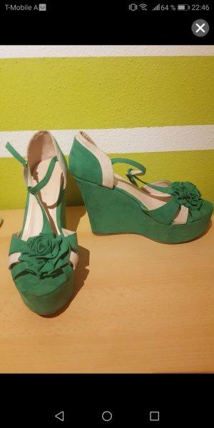 Wedges grün neu gr 40