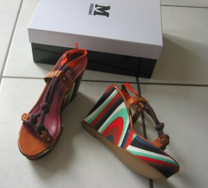 Wedges Heels von Missoni, Gr 38
