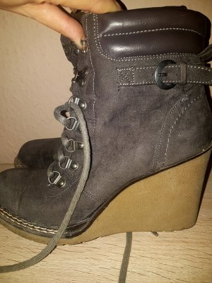 Wedges Keilabsatz Schuhe