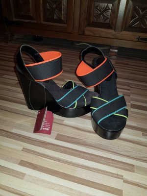 Wedges komplett neu