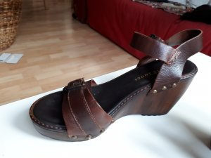 Wedges Leder